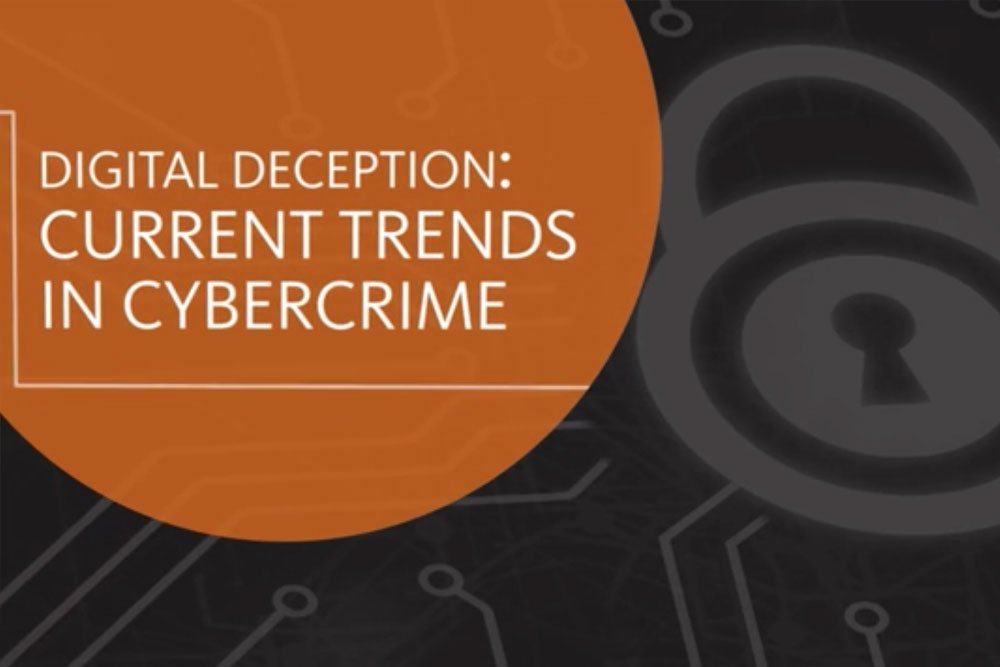Cover image for the video showing the impact of cybercrime in the markets